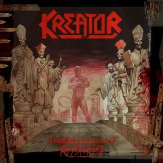 Terrible Certainty - Kreator [CD album]